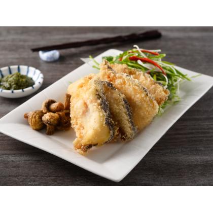 Cod Fish Collar 银鳕鱼